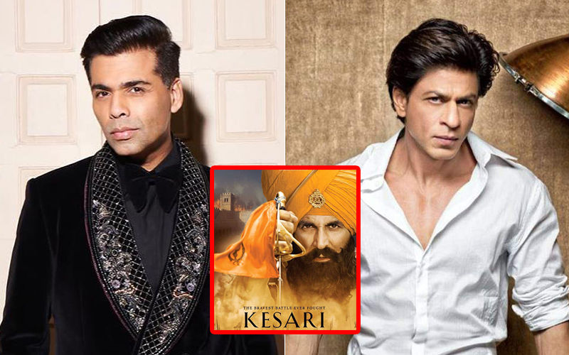 Shah Rukh Khan Gets Dissed, Karan Johar Likes The Tweet And Then Apologizes