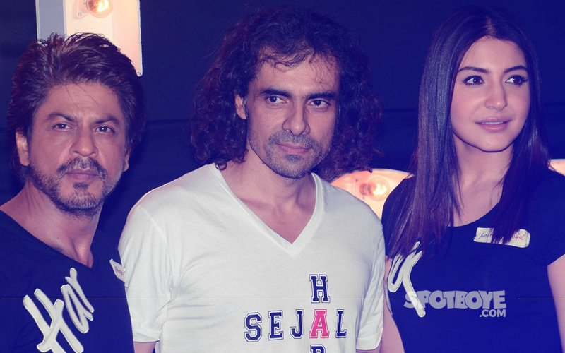 Shah Rukh Khan, Anushka Sharma & Imtiaz Ali Go Club Crawling To Launch A Song From Jab Harry Met Sejal