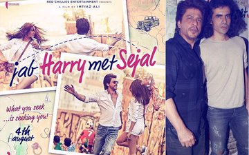 Shah Rukh Khan REVEALS Why Imtiaz Ali Offered Jab Harry Met Sejal To Him