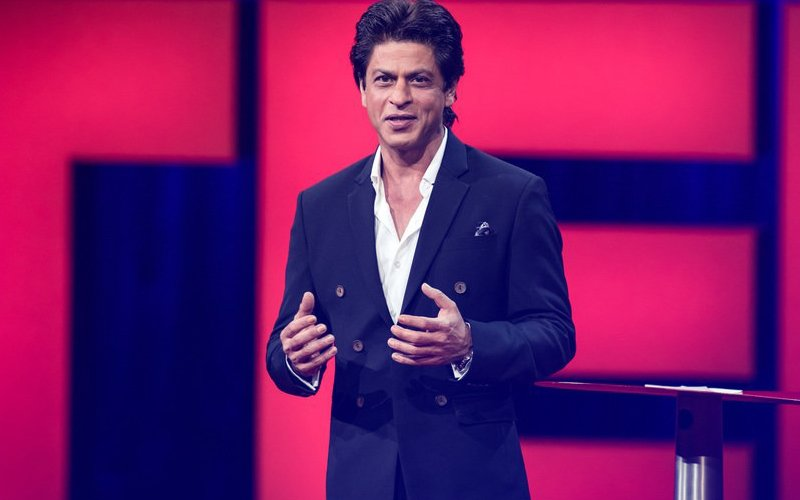 Shah Rukh Khan's TED Talk Proves Yet Again That There Can't Be Another One Like Him