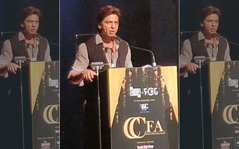 "Shah Rukh Khan Roasts Critics, Says, ""It's A Film, Not A Hotel For God's Sake"""