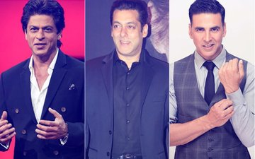Shah Rukh Khan On Return To TV: I Am Not Competing With Salman Khan Or Akshay Kumar