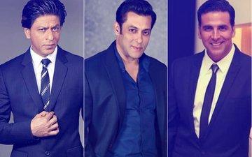 Shah Rukh Khan, Salman Khan, Akshay Kumar In Forbes' List Of Highest Paid Celebrities