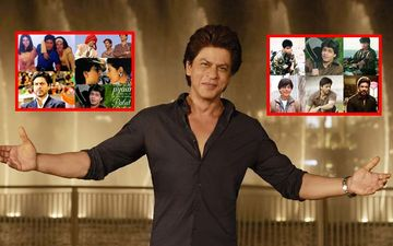 Shah Rukh Khan, The Eternal Badshah Of Bollywood Completes 27 Golden Years In Indian Cinema