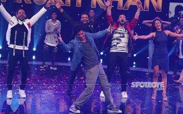 Shah Rukh Khan Visits The Sets Of Dance Plus Season 3 To Promote Jab Harry Met Sejal