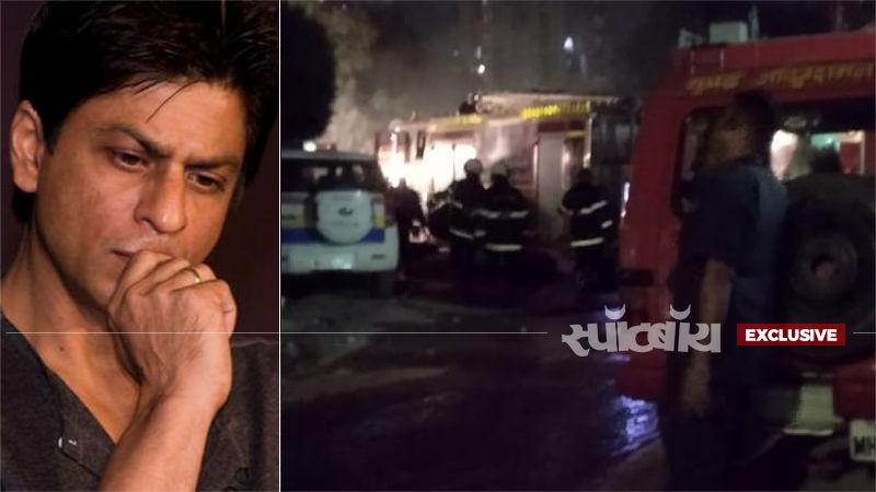 फिल्म जीरो के सेट पर लगी आग, शाहरुख खान संग आलिया भी थी सेट पर मौजूद