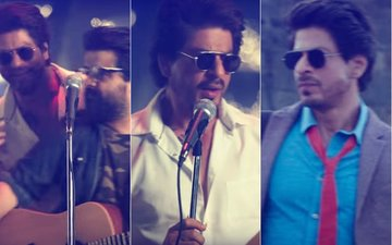 Jab Harry Met Sejal Song Safar: Shah Rukh Khan Tries His Hand At Singing And It Is Hilarious