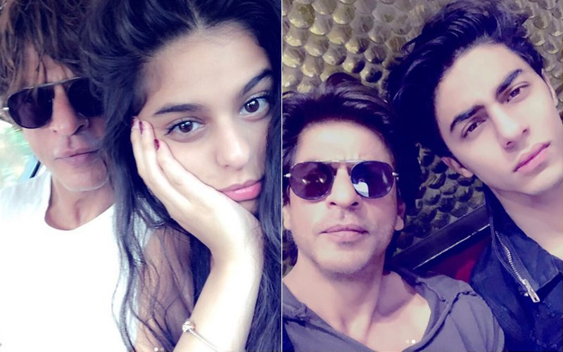 Shah Rukh Khan Is Unhappy About Something. Guess What?