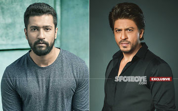 India's Newest Craze Vicky Kaushal To Sit In Shah Rukh Khan's Cockpit