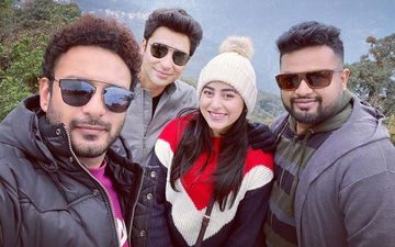 Shaheb Bhattacherjee Is Enjoying In Sikkim, Shares Kanchenjunga Pic On Instagram