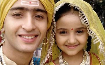 Shaheer Sheikh Post A Throwback Pic To Wish Jhansi Ki Rani Co-Star Ashnoor Kaur On Her Birthday: 'The Charm And Innocence Is Still Intact'