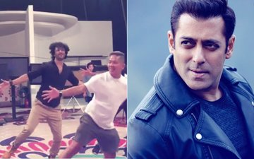 Shaheer Sheikh Will Dance To Salman Khan's Tunes For His Indonesian Fans