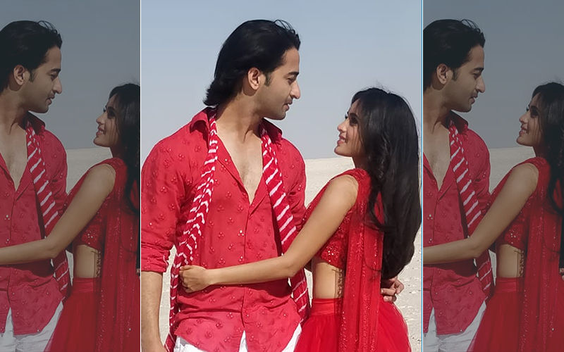 Shaheer Sheikh-Rhea Sharma Shoot For Yeh Rishtey Hain Pyaar Ke in Bhuj And Kutch Amidst Indo-Pak Tension