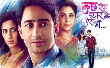 Shaheer Sheikh On Kuch Rang Pyaar Ke Aise Bhi Being A Risk; Says, 'Even If It Doesn't Work, It Is The Right Kind Of Show I Felt'