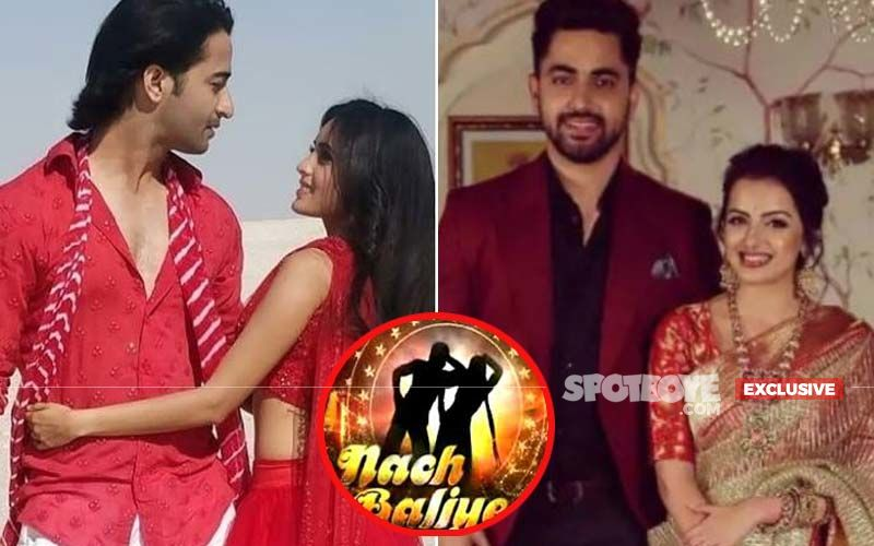 Shaheer Sheikh-Rhea Sharma, Zain Imam And Shrenu Parikh To Join Nach Baliye 9 Grand Premiere