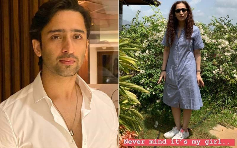 Shaheer Sheikh Confirms His Relationship With Ruchikaa Kapoor? Actor Calls Her 'My Girl'; Fans Can't Keep Calm