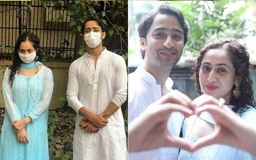 Newly Married Shaheer Sheikh Reveals Ruchikaa Kapoor And His Parents Were Against A Simple Wedding: 'We're Planning To Celebrate In June'