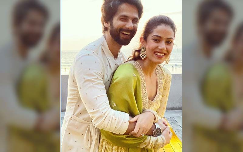 Not Love Bite From Shahid Kapoor, Mira Rajput Gets This 'Technicolour' Pyaar Ka Rang Inked On Her Neck - See Pic
