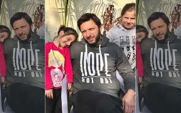 Shahid Afridi Once Smashed His TV After Watching Daughter Imitate 'Aarti' Scene While Watching An Indian Show-VIDEO