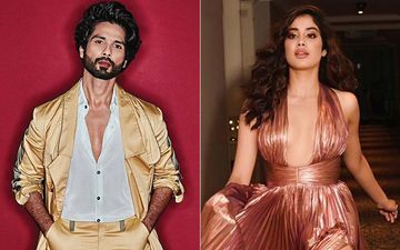 Move Over Kabir Singh Ki Bandi, This Bandi AKA Janhvi Kapoor Wants To Play Shahid Kapoor's Female Version On Screen