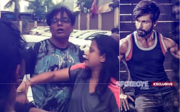 Police Complaint Filed Against Shahid Kapoor's Make-Up Man, Gladwin James