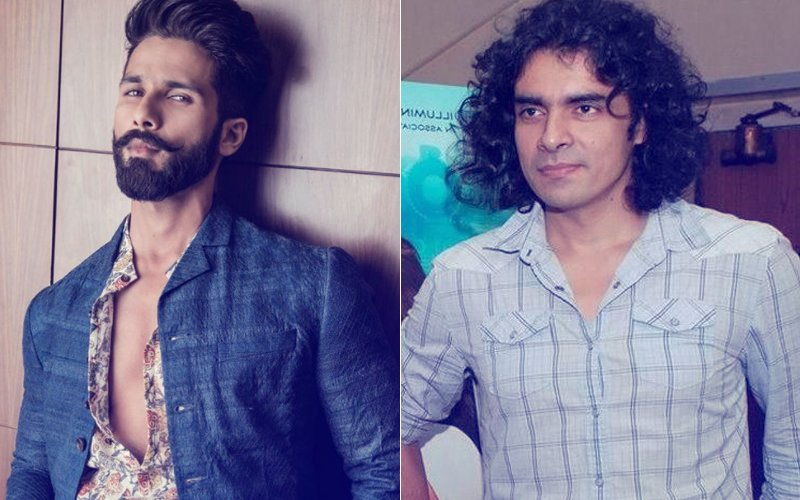 Fans Will Have To Wait Long To See Shahid Kapoor In Imtiaz Ali's Next