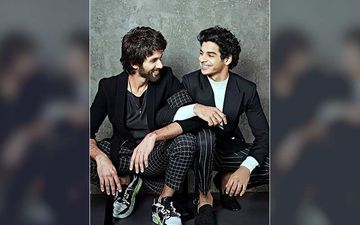 Shahid Kapoor Fan Draws Similarities Between Him And Brother Ishaan Khatter; Dhadak Actor Says: 'This Is Lowkey Cool'