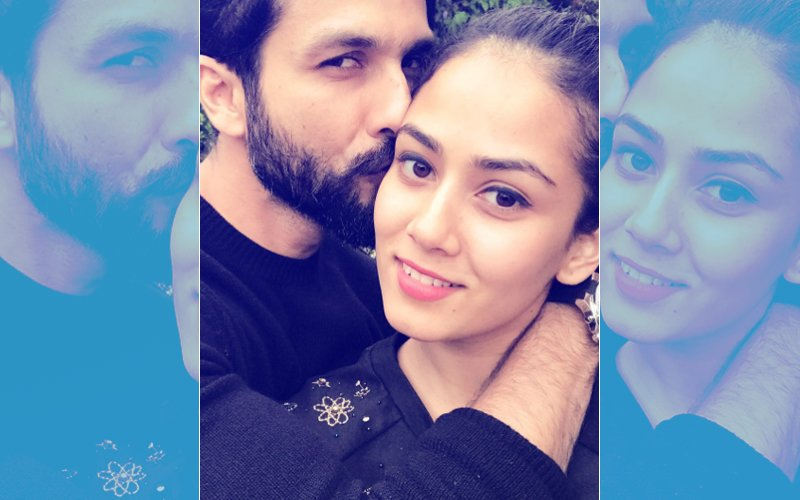 Mira Rajput Is Now On INSTAGRAM! Shahid Kapoor Welcomes Her In A Sexy Way