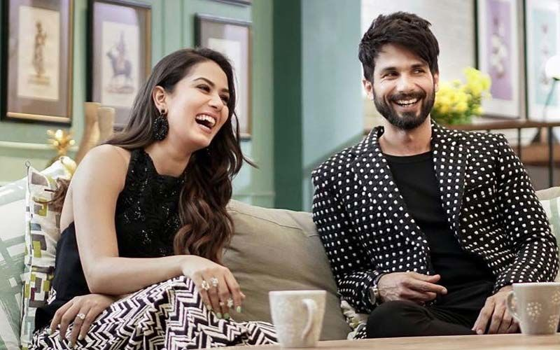 Shahid Kapoor And Mira Rajput Take Their Love For Fitness A Notch Higher; Invest In Yoga And Wellness Startup