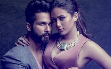 Favourite Position In Bed? Shahid Kapoor Hesitates But Mira Rajput Replies...