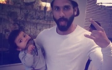 Shahid Kapoor's Boomerang Video With Daughter Misha Is As Cute As It Can Get