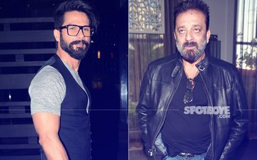 Shahid Kapoor To Lock Horns With Sanjay Dutt On August 31, 2018
