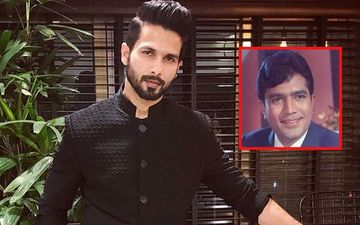 Shahid Kapoor Confesses His Love For Legendary Actor Rajesh Khanna On Battle Of The Sexes