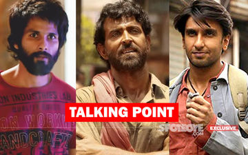 Shahid Kapoor For Kabir Singh OR Ranveer Singh For Gully Boy OR Hrithik Roshan For Super 30 - Who Rightly Deserves The Trophy This Year?- EXCLUSIVE