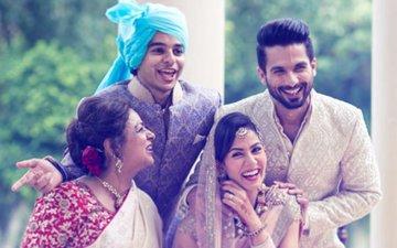 Shahid Kapoor-Mira Rajput's 2ND Wedding Anniversary: Here's How Ishaan Khattar Wished His Bhaiya & Bhabhi...