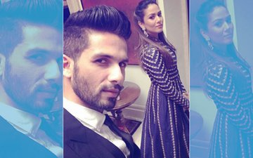 Mira Rajput & Shahid Kapoor's Night Out Was A Glamorous Affair