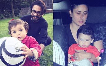 Misha Kapoor & Taimur Ali Khan's Latest Pics Will Melt Your Heart