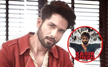 "Shahid Kapoor On Criticism For Kabir Singh: ""I Don't Get Affected By Ek-Dedh Mahine Ke Comments"""