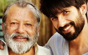 Shahid Kapoor's Father Pankaj Kapoor Makes His Literary Debut With Dopehri