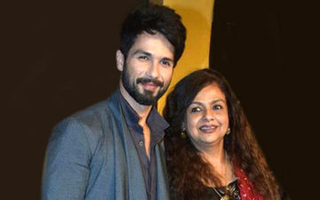 Shahid Kapoor Protects His Mother From A French Stalker- Watch Video