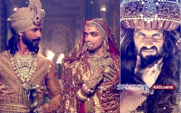 Trade Predicts A Humongous Collection Over The Holiday Weekend For Bhansali's Padmaavat