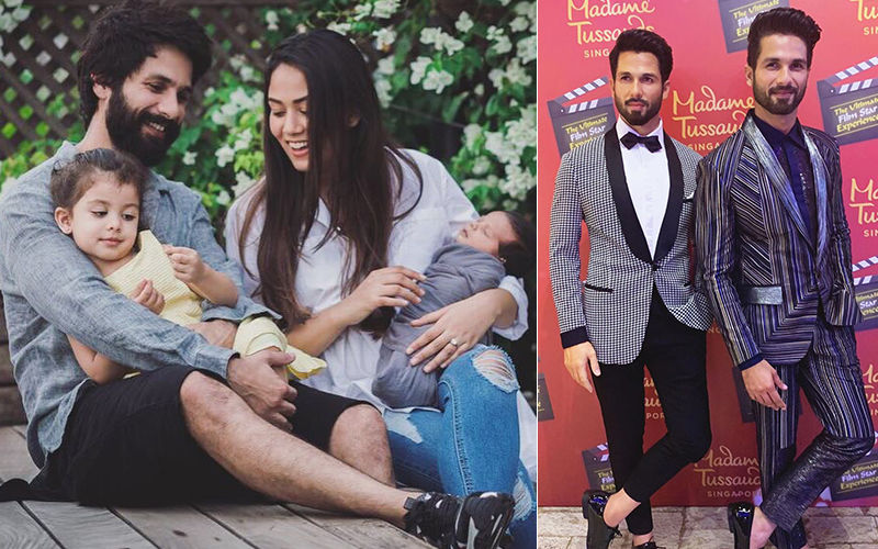 Shahid Kapoor's Kids Will Not See His Madame Tussauds Statue; Actor Explains The Reason For It