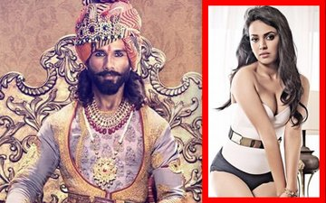 "Padmaavat Star Shahid Kapoor Finds Swara Bhasker's Open Letter ""Frivolous"""