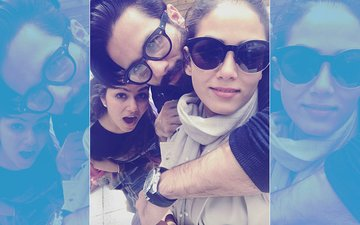 Check Out Shahid Kapoor & Mira Rajput's Romantic Selfie From First Family Vacation