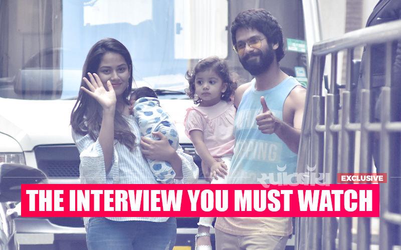 फिल्म 'बत्ती गुल मीटर चालू' की रिलीज से पहले देखिए शाहिद कपूर का पूरा इंटरव्यू