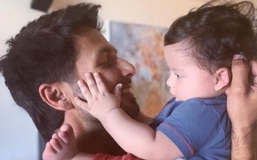बेटे जैन के साथ शाहिद कपूर ने शेयर की बेहद ही प्यारी तस्वीर, देखकर दिल खुश हो जाएगा आपका