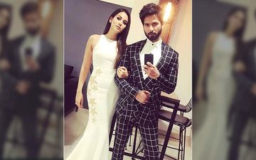 Shahid Kapoor Lifts Wifey Mira Rajput In His Arms, Asks Her If He Can Take Her To The Couch In This Adorable Throwback VIDEO
