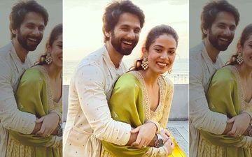 Shahid Kapoor Unveils His Romantic Side With A Mushy Reply On Wife Mira Rajput's Picture