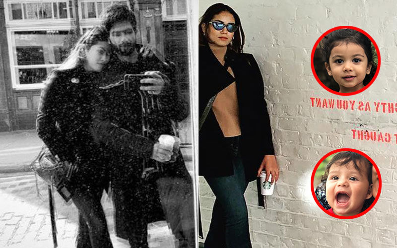 Shahid Kapoor-Mira Rajput Holidaying In London And We Totally Miss Misha And Zain In Pictures