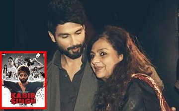 Neliima Azeem Defends Son Shahid Kapoor As He Gets Criticised For Kabir Singh